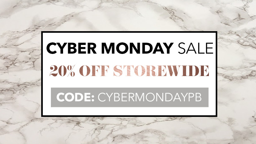 PB Cyber Monday Sale Click Here