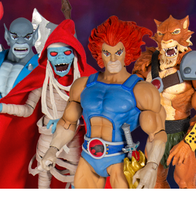 THUNDERCATS ULTIMATE WAVE 1