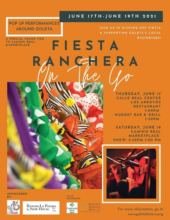 Fiesta on the Go Flyer
