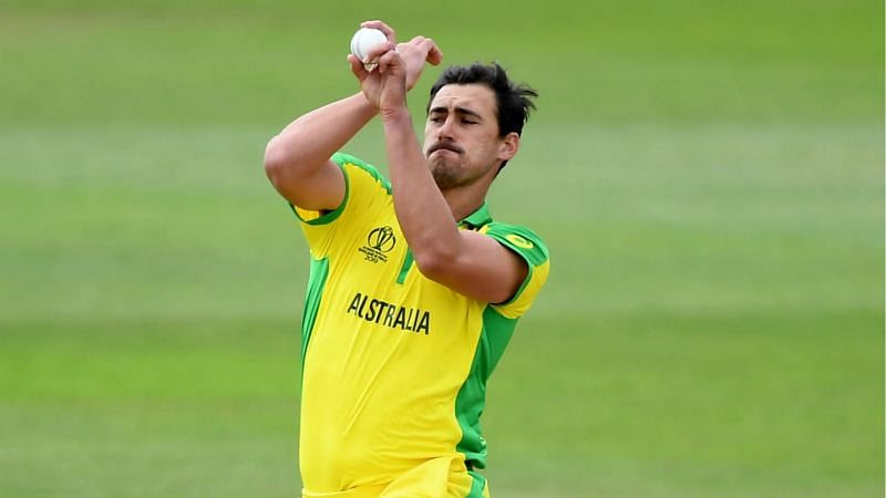 Mitchell Starc might be the top contender for this award