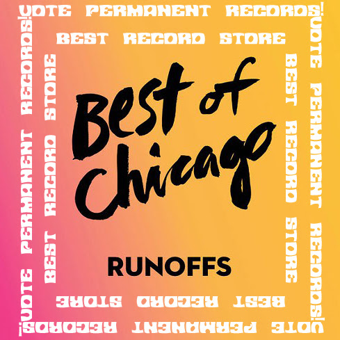 Vote Permanent Records Best Record Store Reader Chicago 2015
