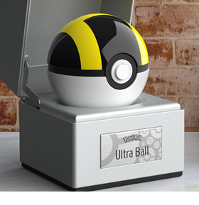 Pokemon Electronic Ultra Ball Replica