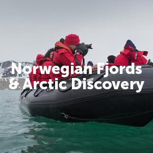 Norwegian Fjords & Arctic Discovery
