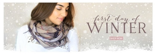 GroopDealz Weekly Spotlight - First Day of Winter Collection  Browse fashionable accessories that will keep you warm all winter long! Sale ends on 12/25 | couponingmommagiveawaysreviews.com