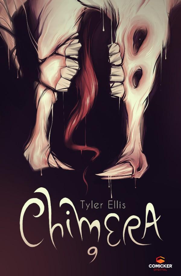 Chimera #9 Cover