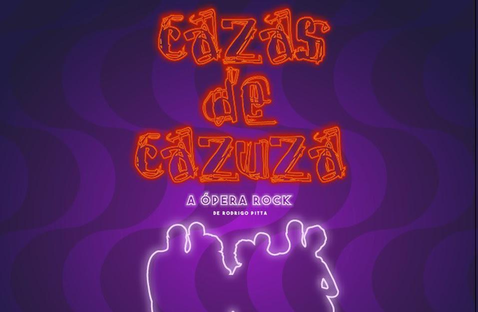CAZAS DE CAZUZA:  Musical está de volta para celebrar 30 anos sem Cazuza e escolhe novo elenco