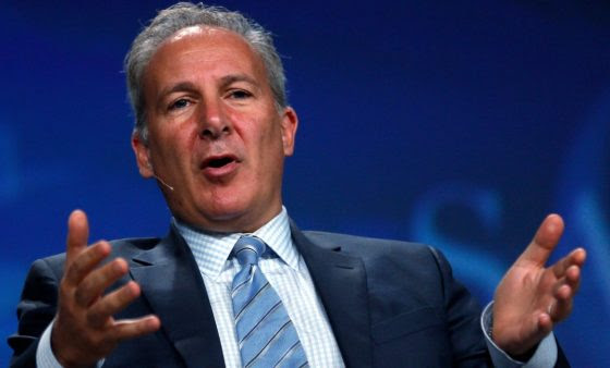 Peter Schiff Warns Of CRASH: 'Everybody Is Going To Get Wiped Out!'