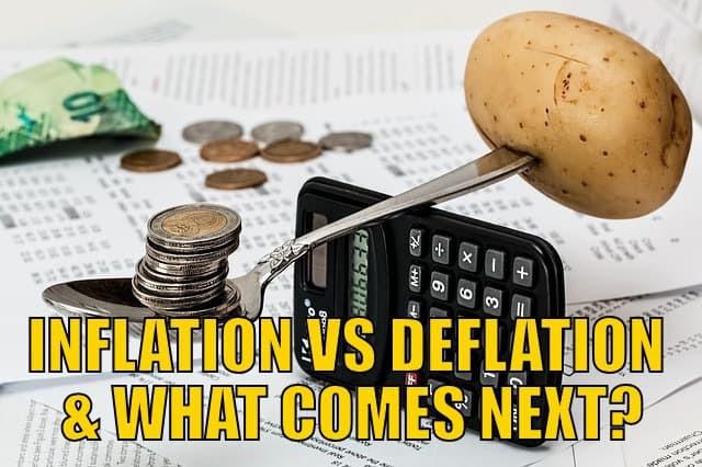 Inflation vs Deflation