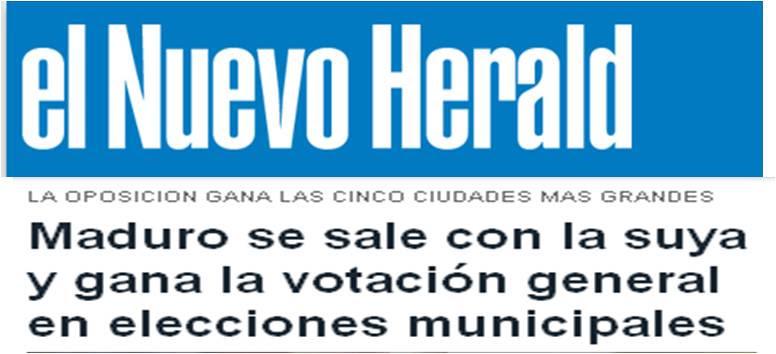 El Nuevo Herald, de Florida, EEUU