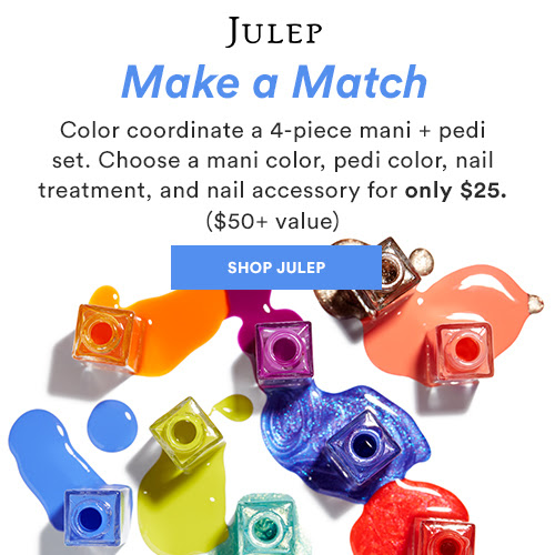 Create Your Own Mani-Pedi Set