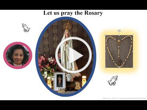 ROSARY for MQHR 4/26/20