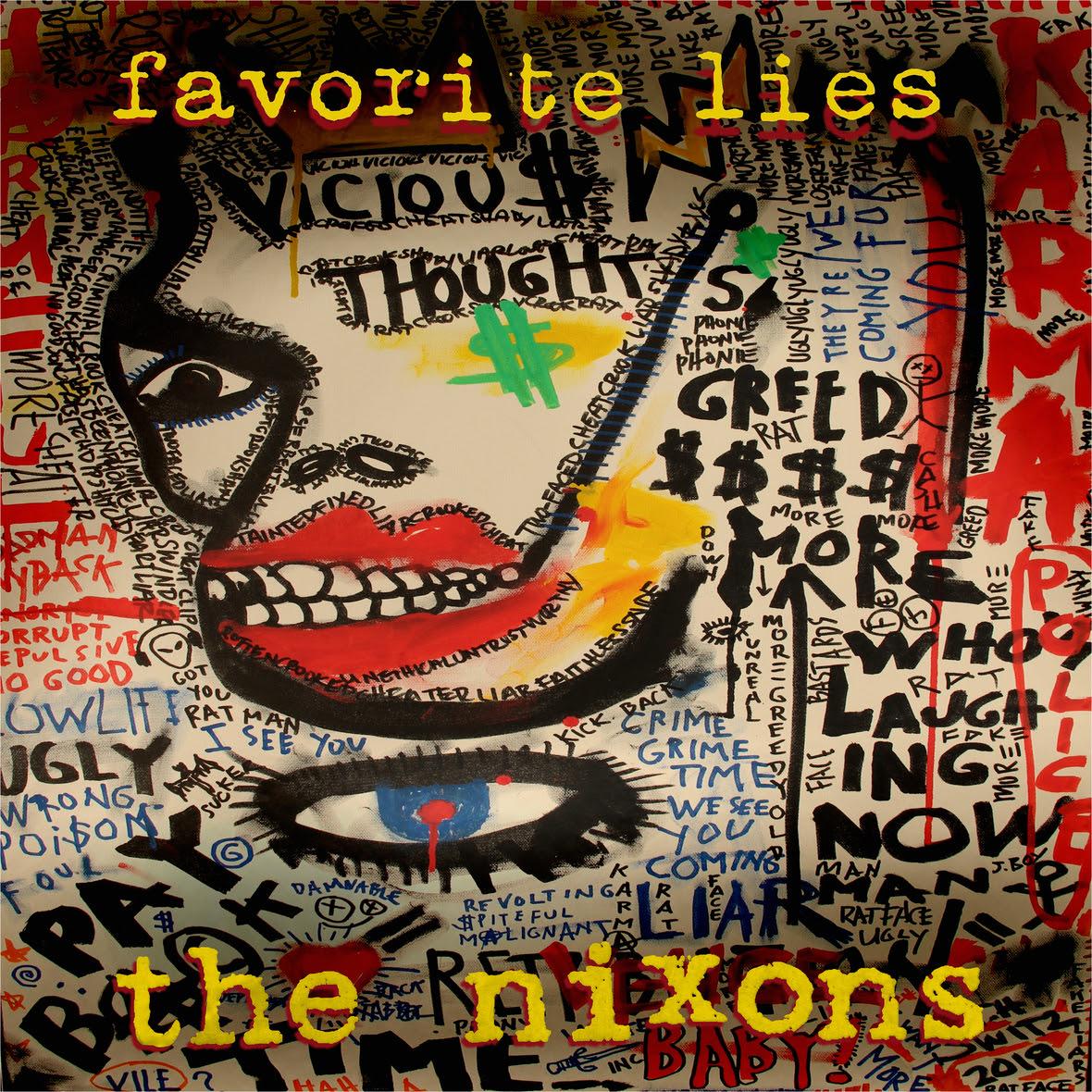 Favorite Lies 3000 x 3000