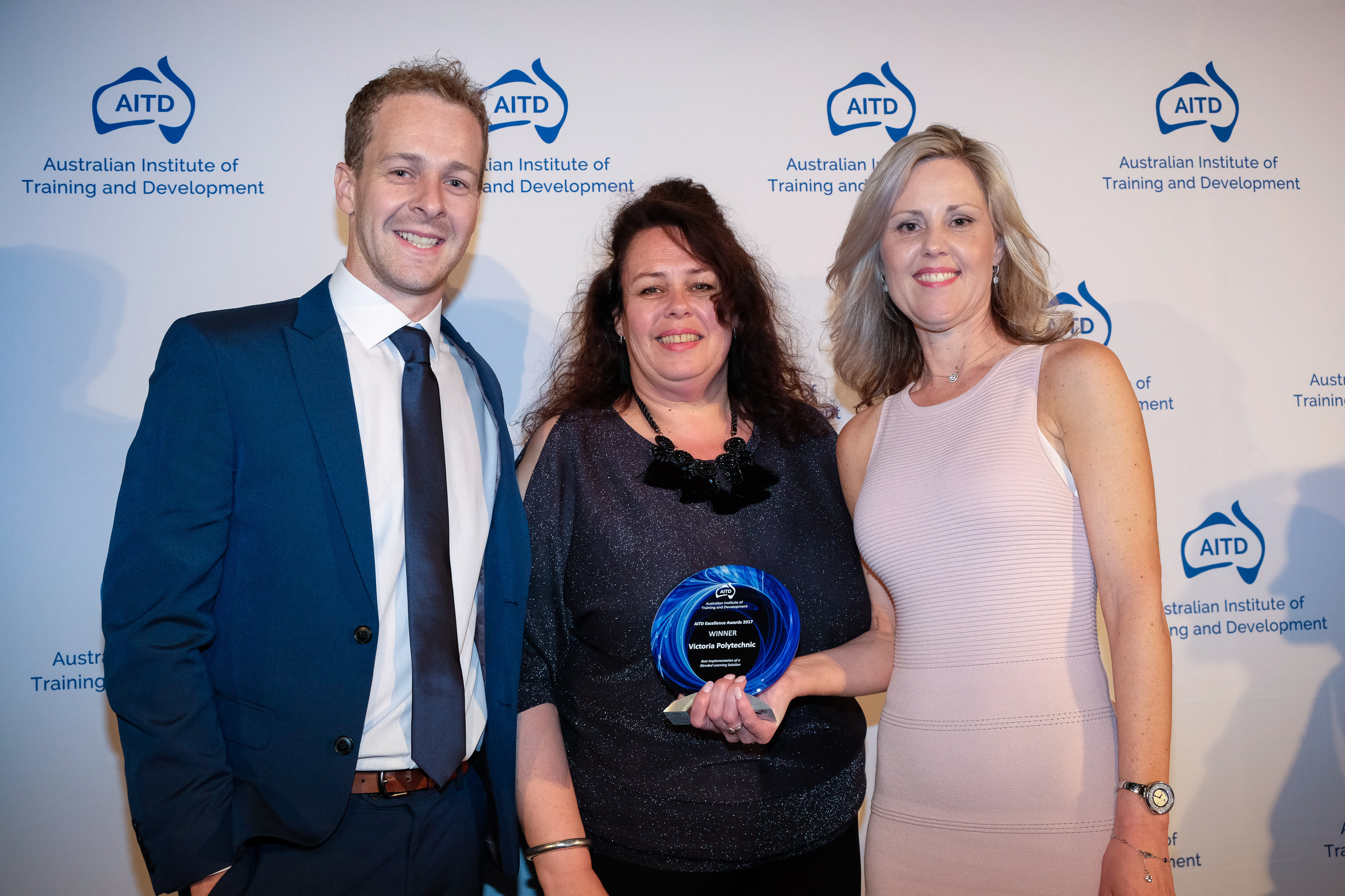 Victoria Polytechnic wins blended learning award