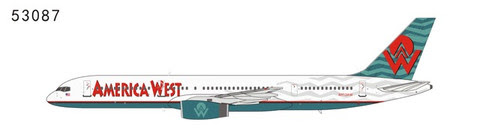 Boeing 757-200 America West N913AW | is due: April 2019