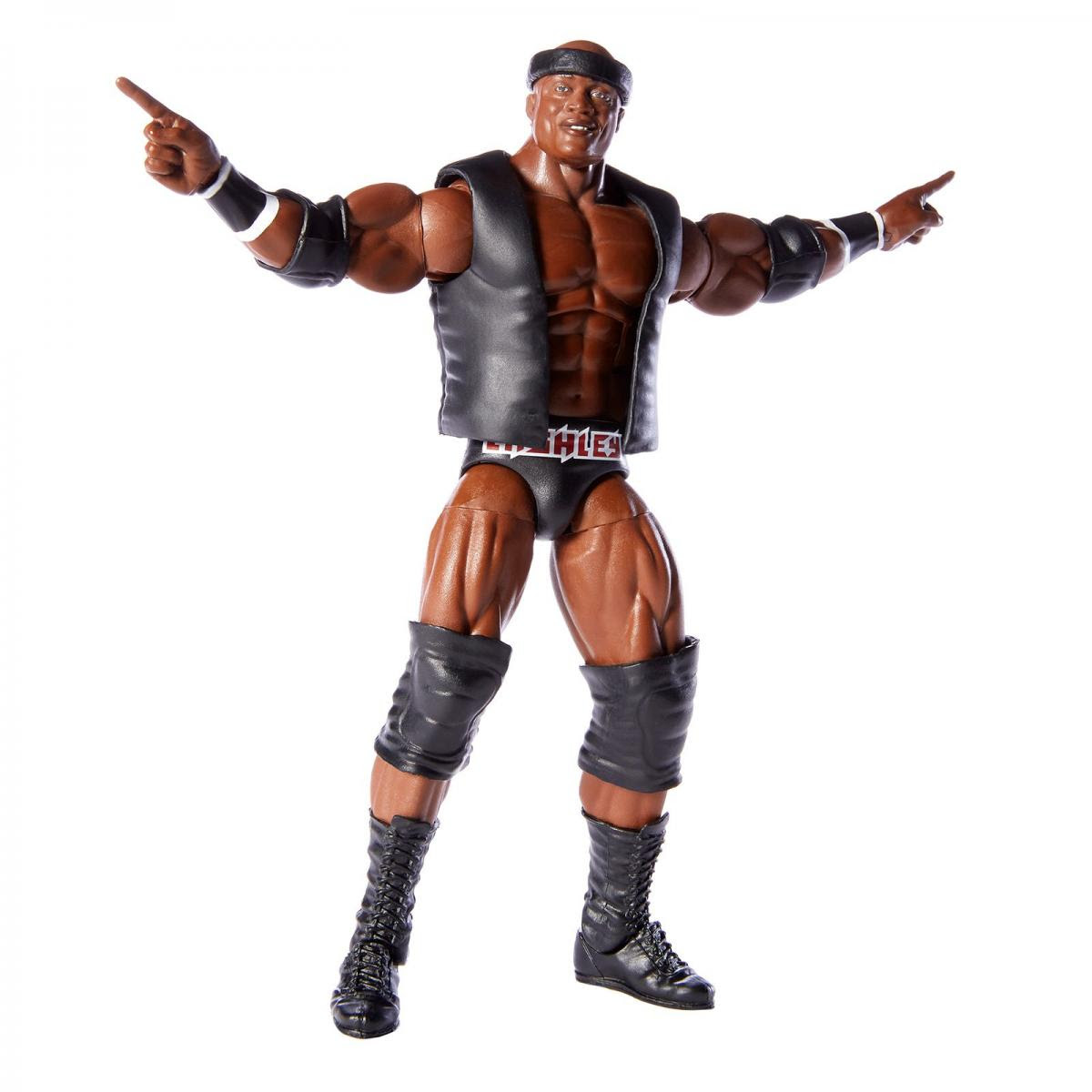 Image of WWE Wrestling Elite Series 69 - Bobby Lashley Action Figure