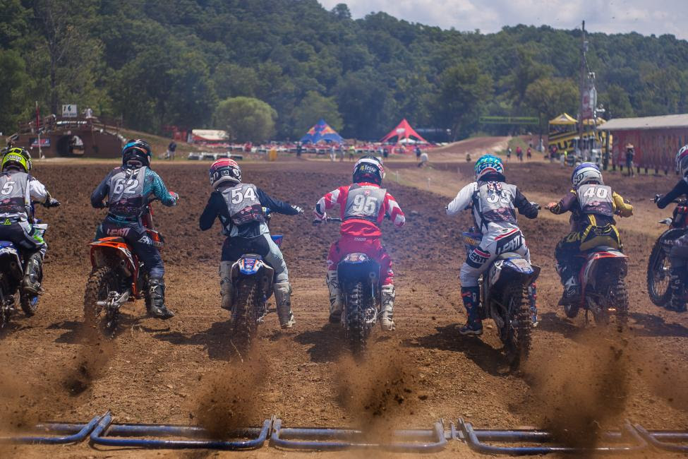 Registration for the AMA Amateur National closes Monday, July 8 at 12 p.m. EST, don't lose your place on the gate in Tennessee!