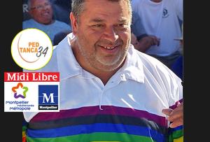 Philippe QUINTAIS Champion du Monde de pétanque