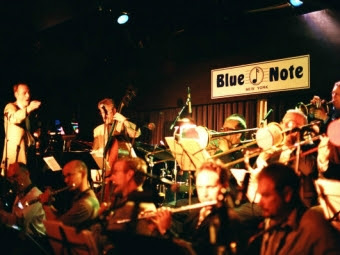 USA; The Pete McGuinness Jazz Orchestra Appearing at The Blue Note Sunday, Dec. 10th Sets 11:30am & 1:30pm
