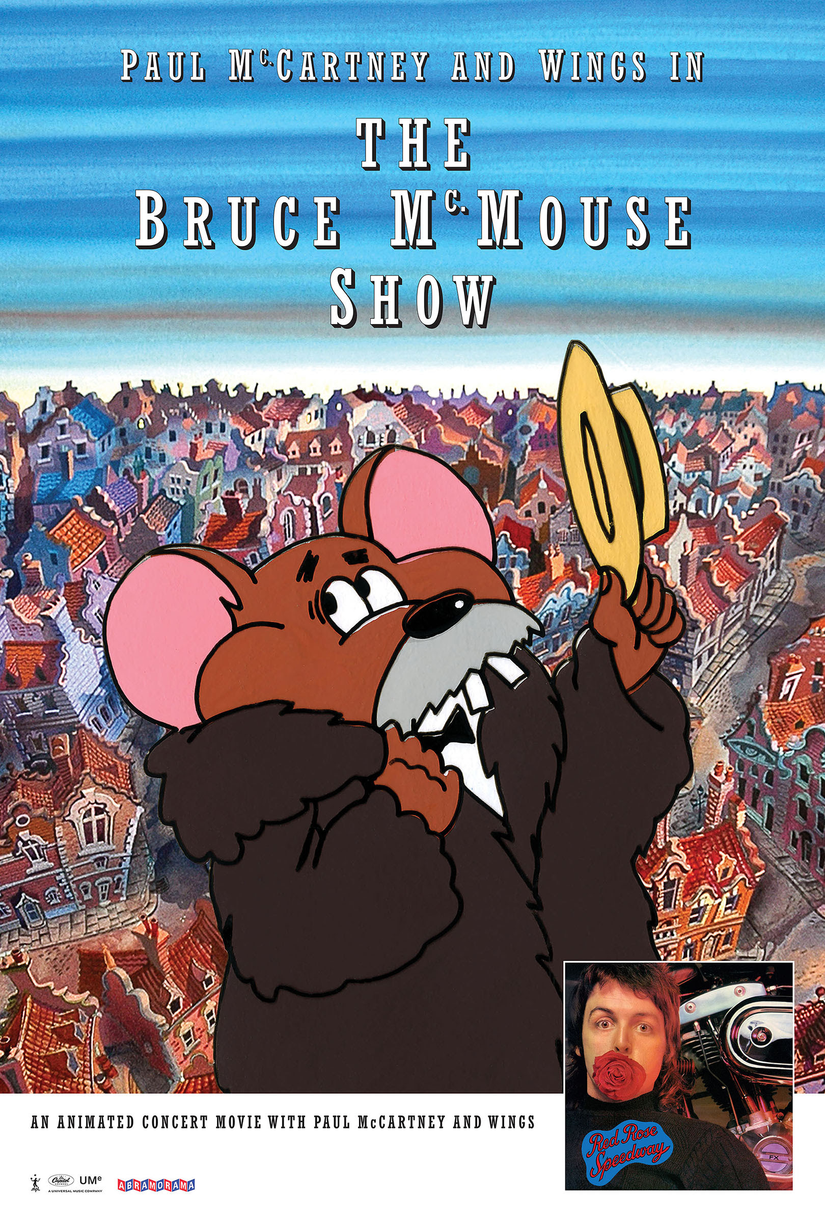 PAUL McCARTNEY'S: THE BRUCE McMOUSE SHOW PLAYING IN SELECT THEATERS