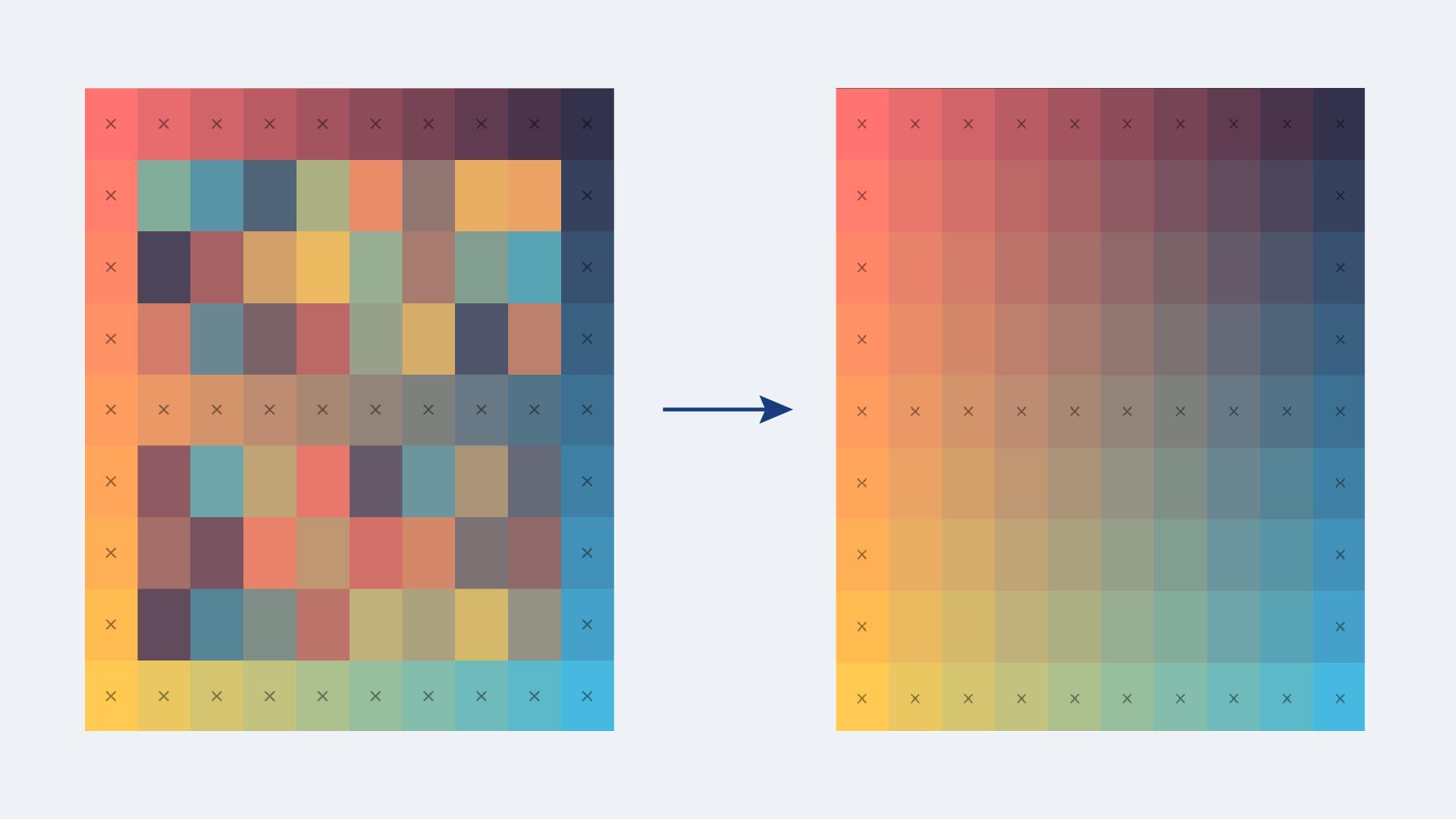 Gioco puzzle di colori - Sfondo sfumature gratis for Android - APK Download