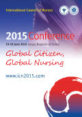 International Council of Nurses Seoul Korea June 2015