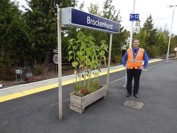 'Jewel of the New Forest' Brockenhurst station reaches final of prestigious National Rail Awards