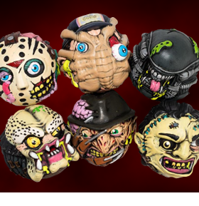 HORROR MADBALLS HORRORBALLS