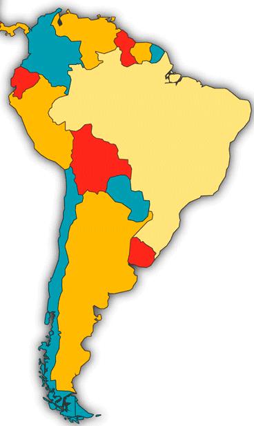 Fechas del próximo viaje del Papa Francisco a Latinoamérica