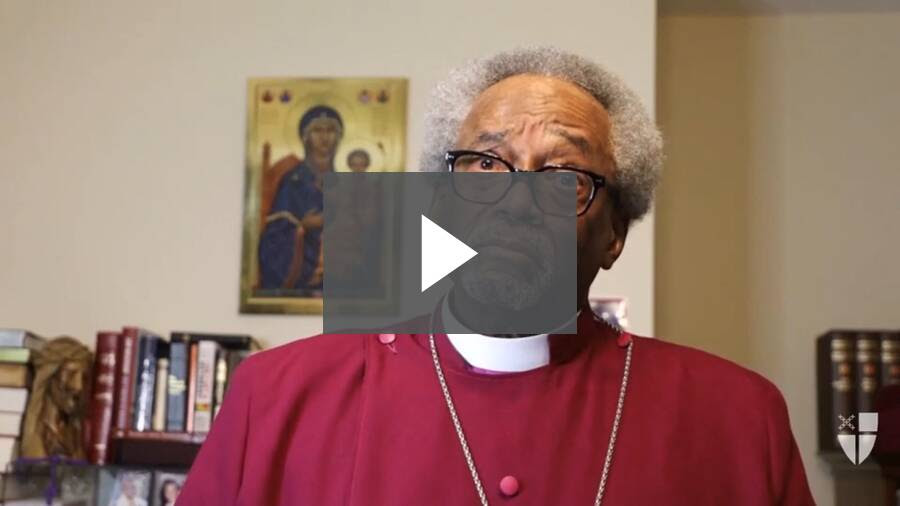 Presiding Bishop Curry - A Word to the Church - January 8, 2021