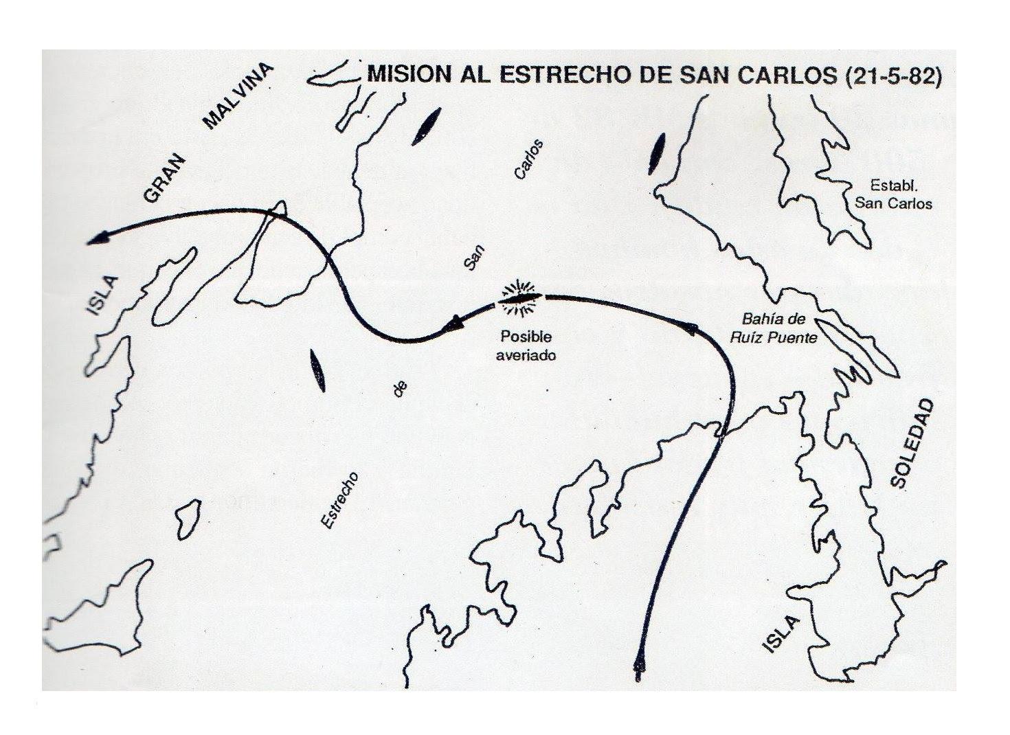Estrecho San Carlos