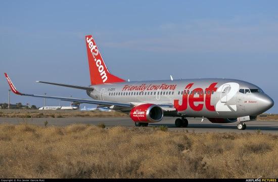 Jet2holidays: 250.000 επιπλέον θέσεις προς Ελλάδα το 2018