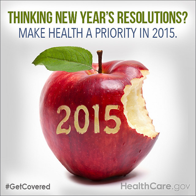 Make Health a Priority in 2015