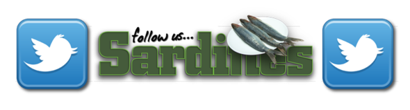 Sardines Twitter - iPad