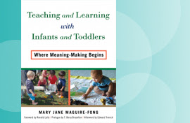 Teaching and Learning with Infants and Toddlers graphic