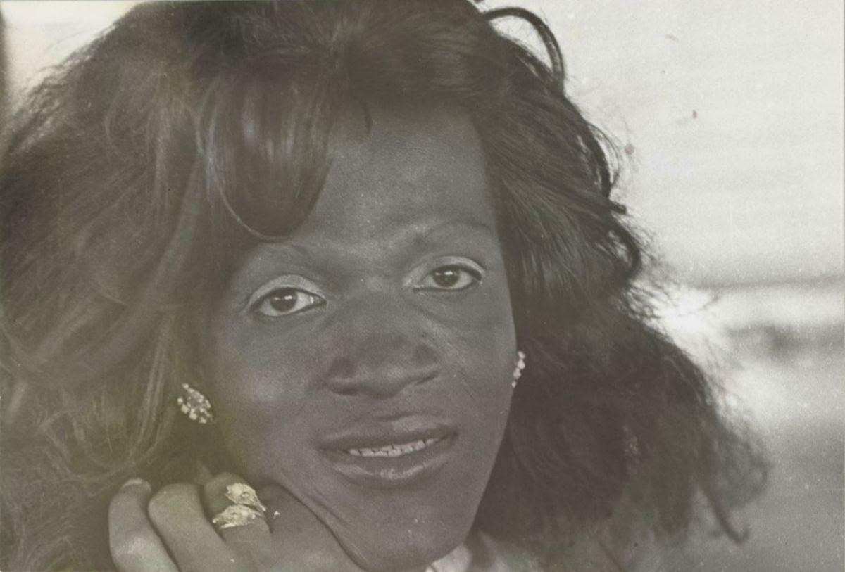 Alvin Baltrop, Marsha P. Johnson, n.d. 1975–1986