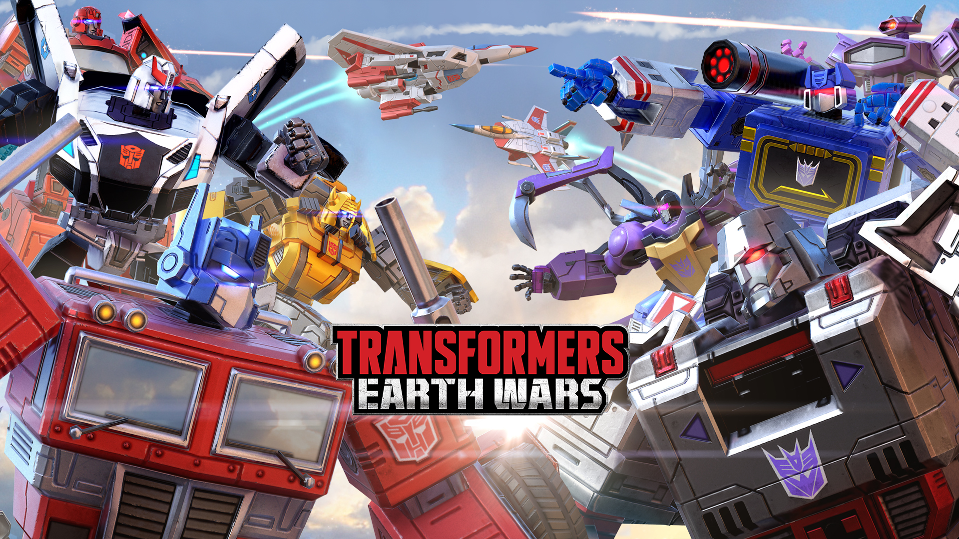 Transformers News: Transformers Earth Wars - Reinforcements event & Extra Squads