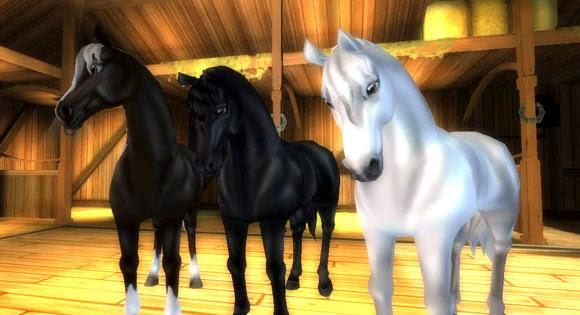 Star Stable Morgan Horses