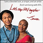 Let's Stop HIV Together.