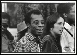 James Baldwin and Joan Baez