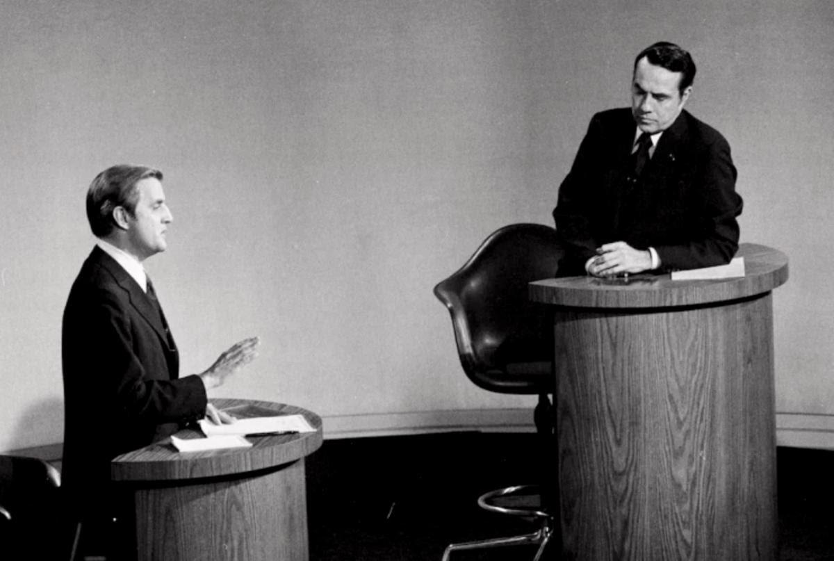 Mondale Dole Debate