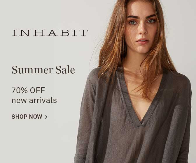 70% Off Summer Sale - InhabitN...