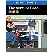 Venture Bros.: The Complete Sixth Season (BD) [Blu-ray]