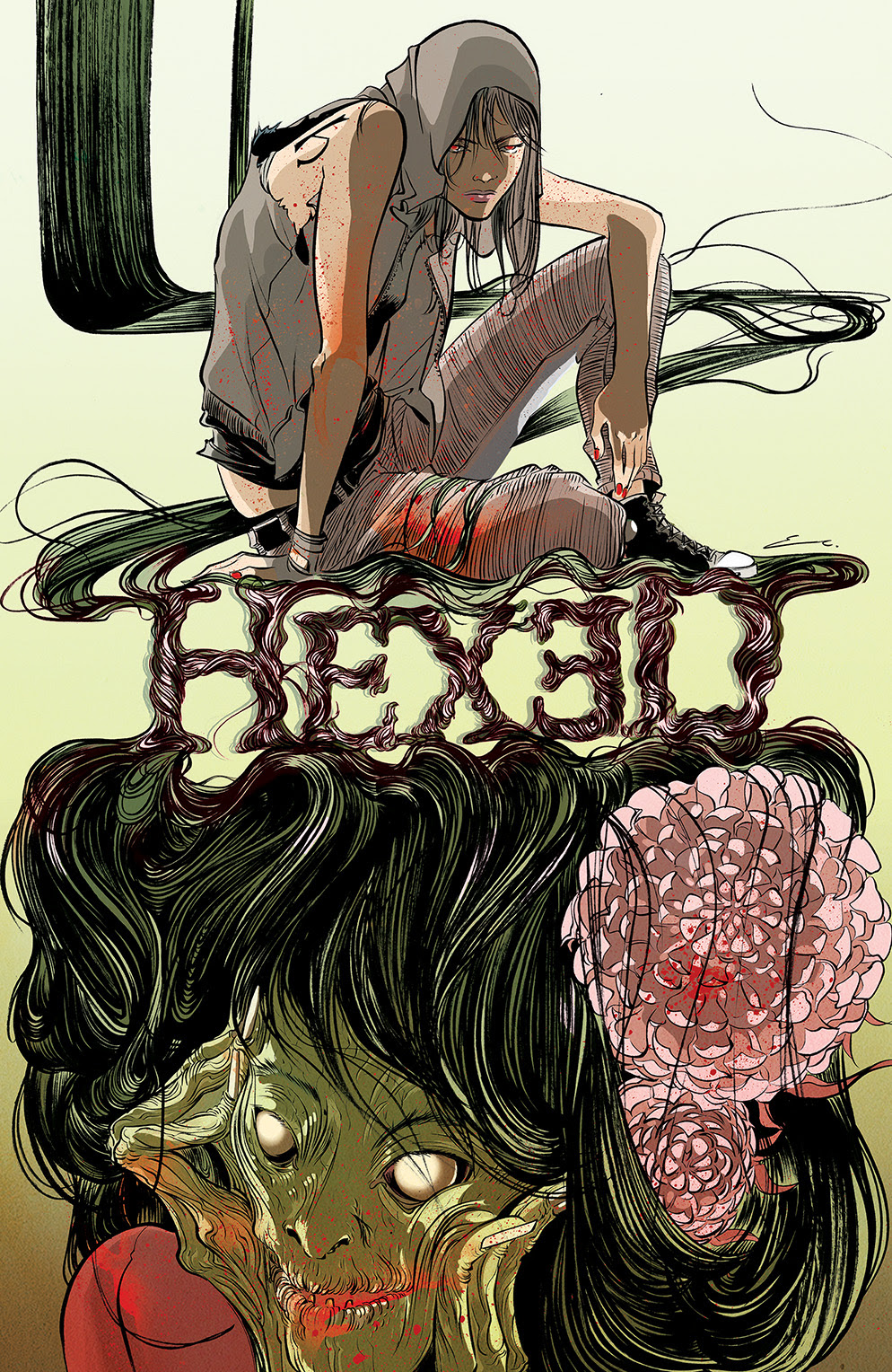 HEXED #1 Cover A by Emma Rios