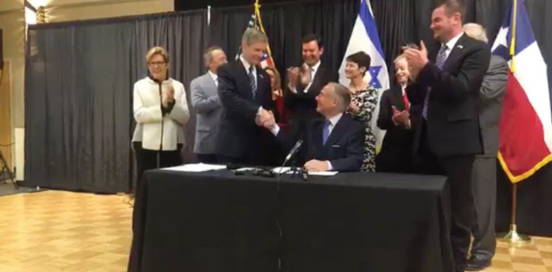0717 - Texas - for - Israel