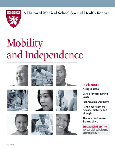 Product Page - Mobility and Independence