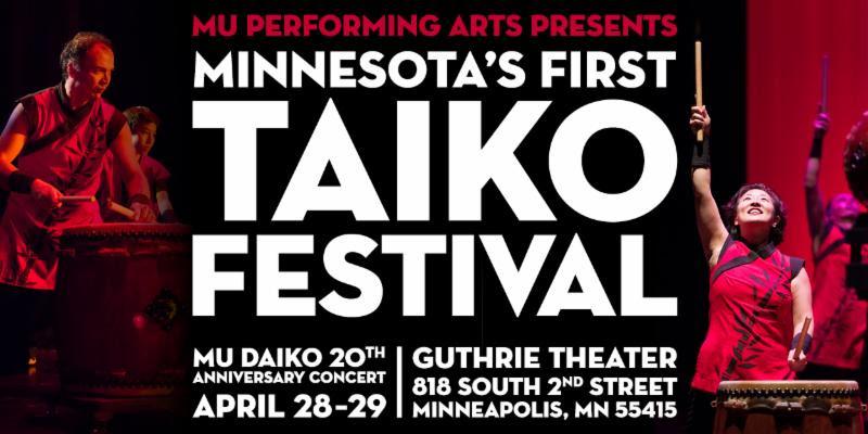 Minnesota's First Taiko Festival