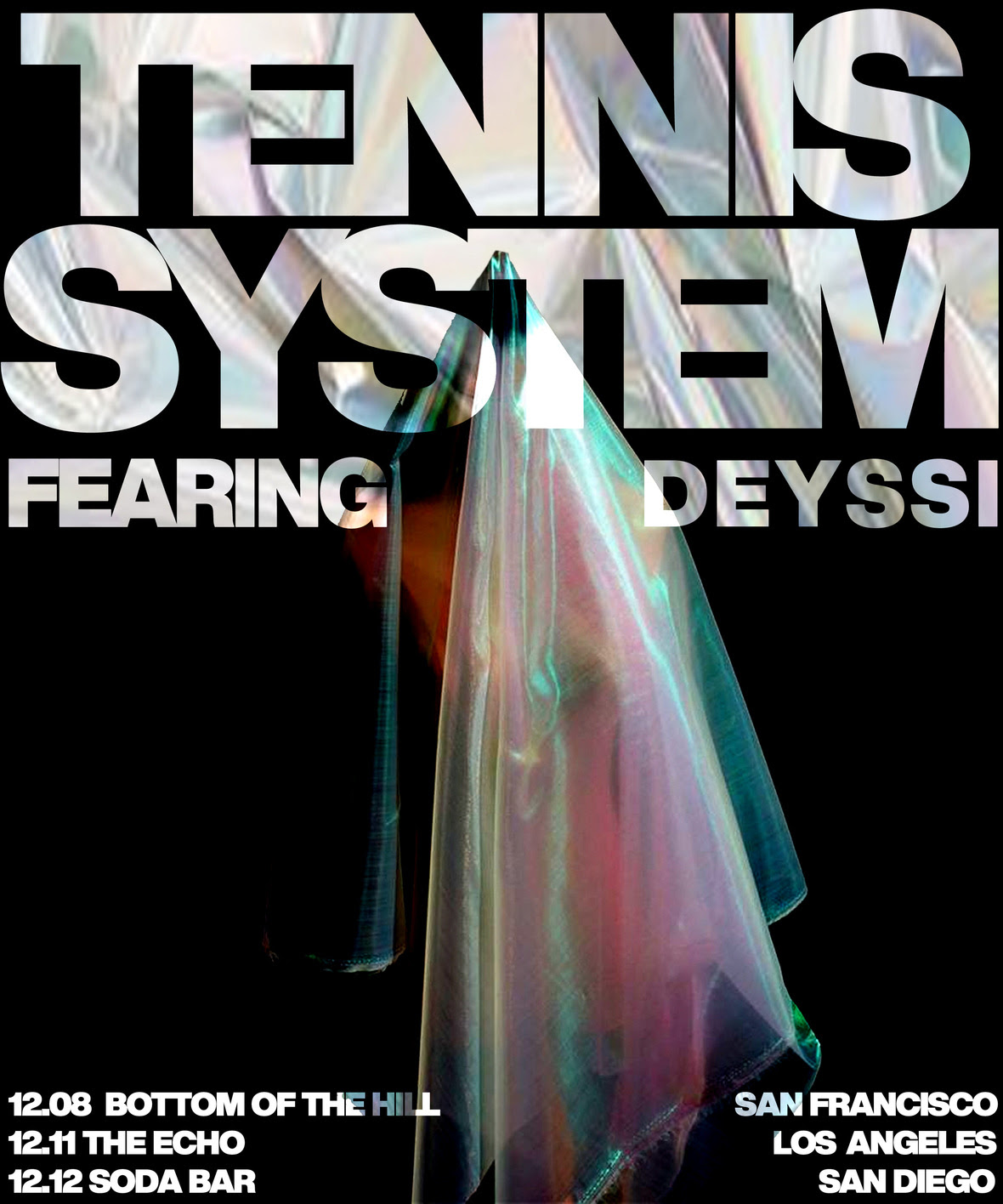 Tennis System DECEMBER2021 DATES
