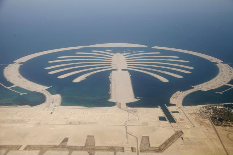 The Palm Islands and The World @ Fare Buzz