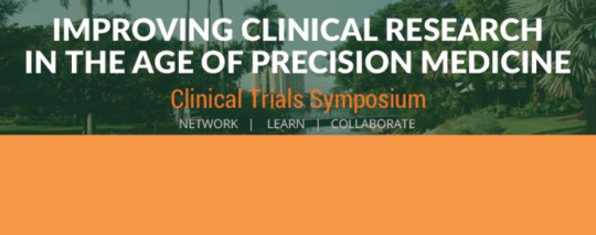 Clinical Trials Symposium Header