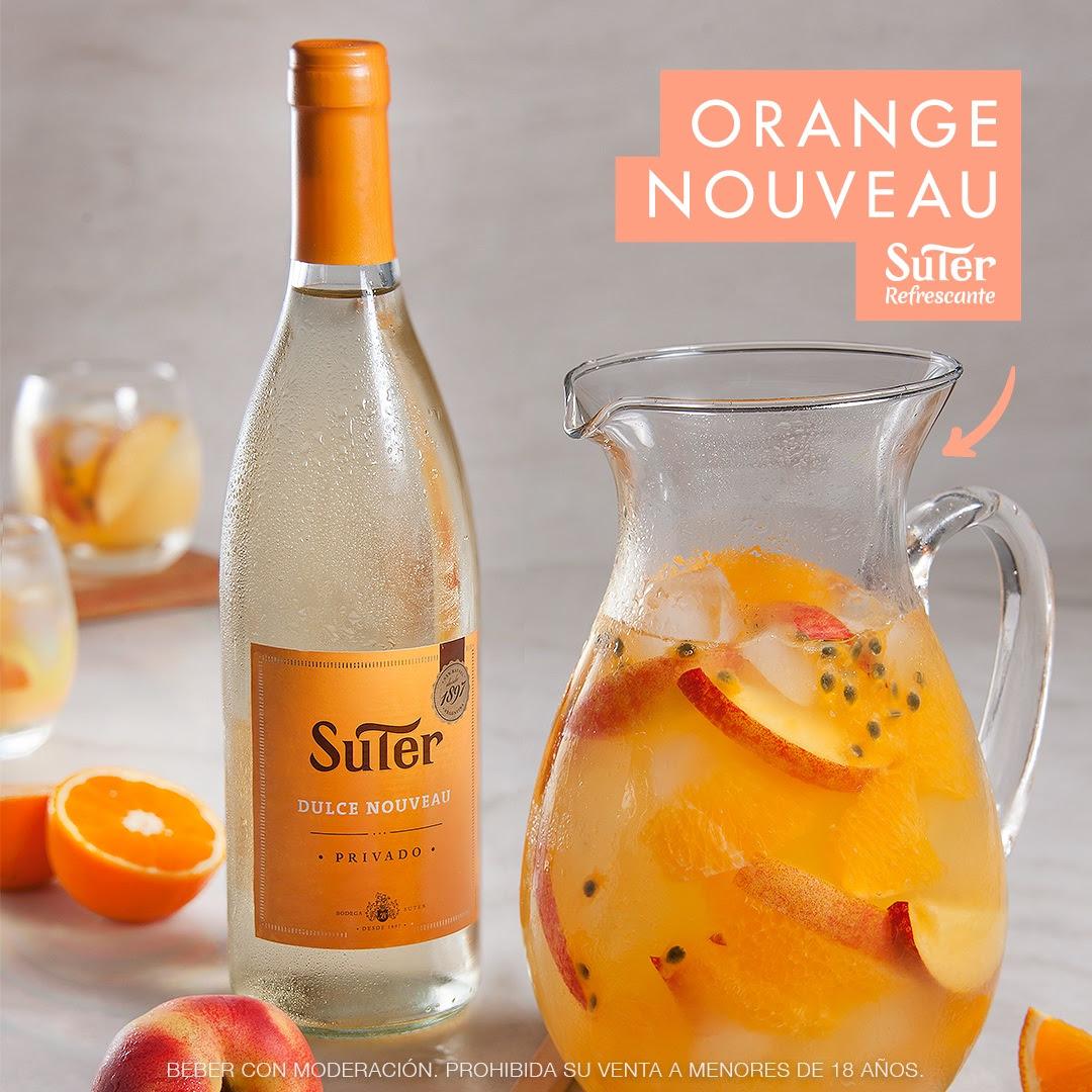 Suter Orange Nouveau